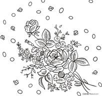 古典装饰花纹
