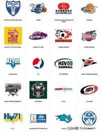 体育类标志logo