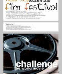 外国电影海报
