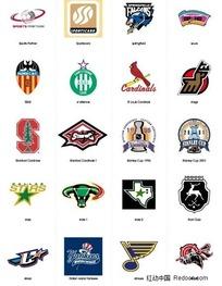 体育类型logo