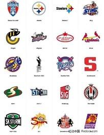体育类型logo设计