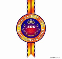 ABC标题设计