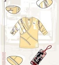 服装底纹样式