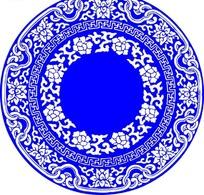 青花瓷图形