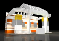 3D展厅设计