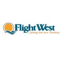 FLIGHT WEST航空公司标志