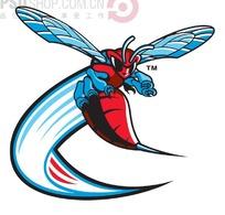 飞翔蜜蜂商标