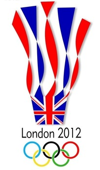 伦敦奥运会标志设计模板PSD分层素材