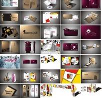 企业VI设计模板  CDR