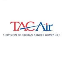 tacair英文字体logo设计矢量素材