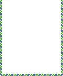 欧式精美矢量花纹边框模板