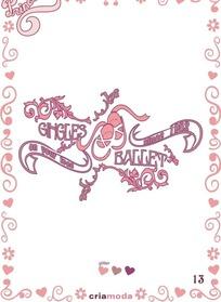 宝贝公主花饰图案