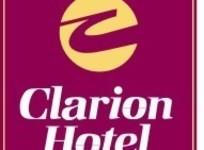 CLARION HOTEL酒店标志LOGO