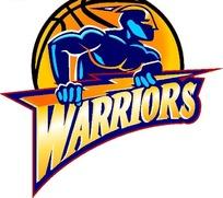 矢量NBA勇士队标识设计稿