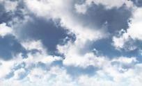 自然景观素材蓝天白云