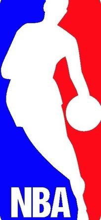 矢量NBA标志图形设计