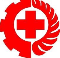 红十字标志矢量素材