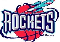 NBA火箭队标志设计