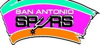 NBA马刺队标志设计