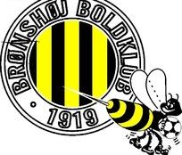 大黄蜂足球俱乐部LOGO矢量模板