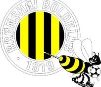 蜜蜂足球俱乐部logo矢量素材