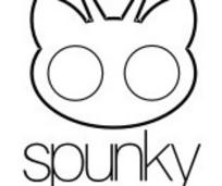 spunky童装矢量创意logo设计
