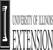 university of illinois extension伊利诺伊大学LOGO