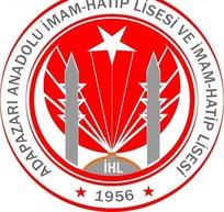 伊玛目,传教士Adapazari安纳托利亚高中和高中阿訇的传教士logo模板