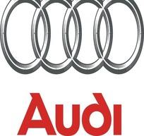 奥迪汽车矢量logo下载