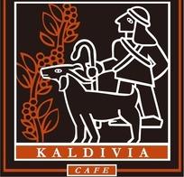 KALDIVIA咖啡食品标志素材