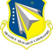 空军研究实验室矢量标志下载
