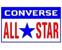 Converseallstar矢量标志logo设计