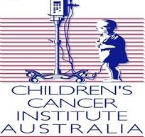 儿童癌症标志LOGO