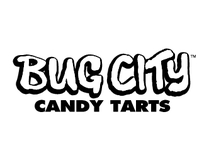 BUG CITY CANDY TARTS标志设计