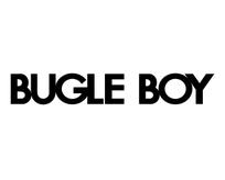 BUGLE BOY标志设计