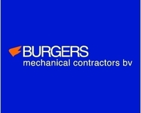 BURGERS mechanical contractors bv标志设计