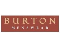 BURTON MENSWEAR标志设计