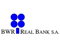 BWR REAL BANK S.A.标志设计
