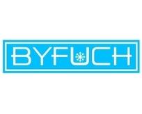 BYFUCH标志设计
