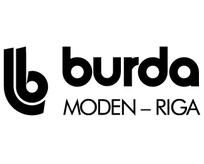 Burda MODEN-RIGA标志设计