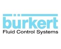 Burkert Fluid Control Systems标志设计