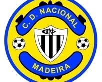 CD Nacional Madeira足球俱乐部标志设计矢量