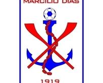 marcilio dias 1919足球俱乐部标志设计