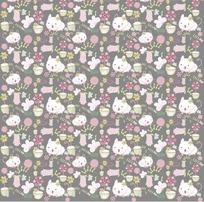 小猫盆栽蝴蝶猫食盆