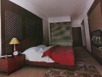 古香古色卧室设计3D素材