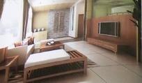 简单客厅设计3D素材
