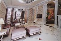 歐式客廳MAX模型