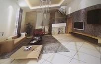 现代客厅设计3D素材