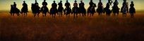 西部牛仔人物摄影psd分层素材