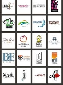创意房产标志设计合集